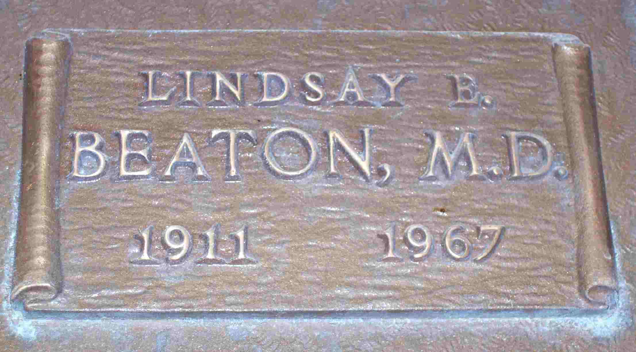 Barrows family headstone of lindsay eugene beaton in south lawn cemetery tucson pima county arizona aiddatafo Image collections